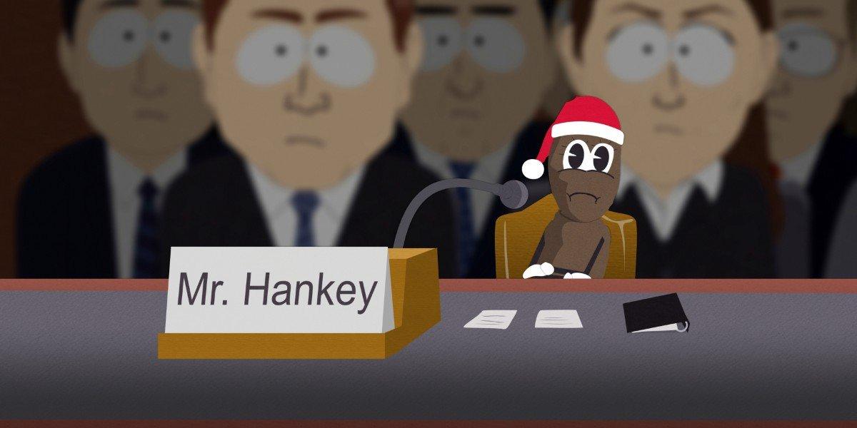Mr Hankey - South Park