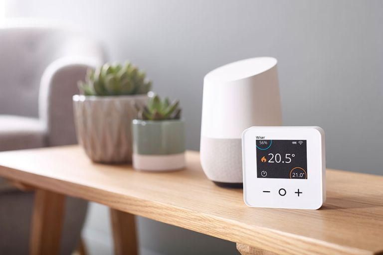 Wiser by Drayton smart thermostat unit