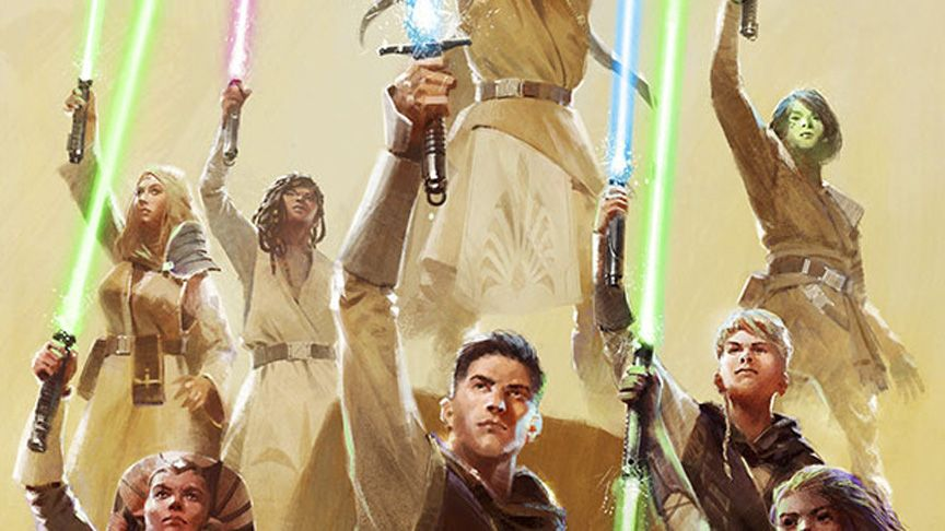 What Does Star Wars The High Republic Tell Us About The Future Of The Movies Techradar