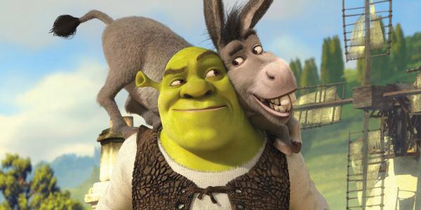 Shrek Mike Myers