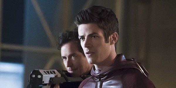 The Flash in Season 3