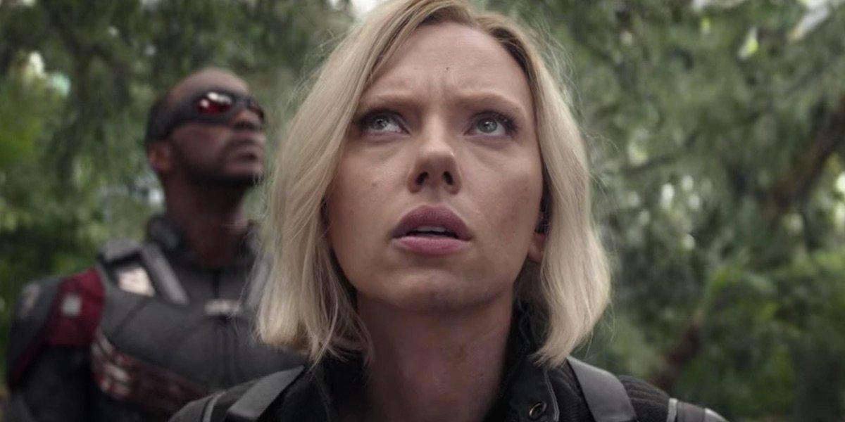 Widow in Infinity War