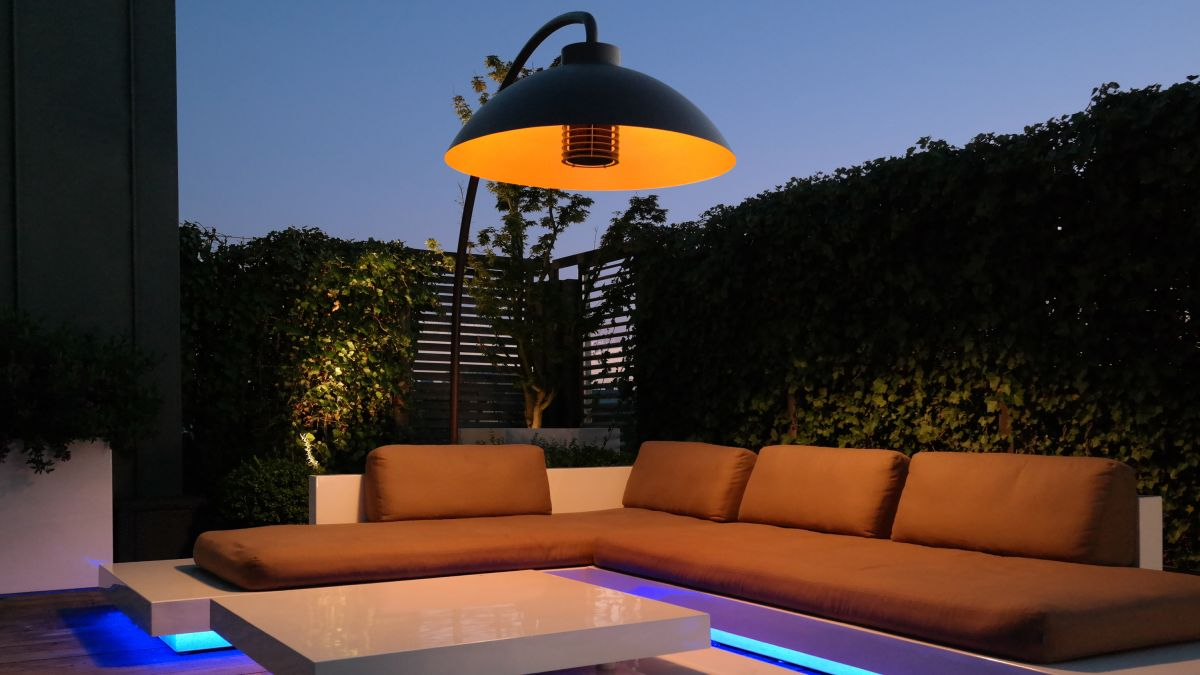These patio heaters are the perfect way to cosy up outdoors