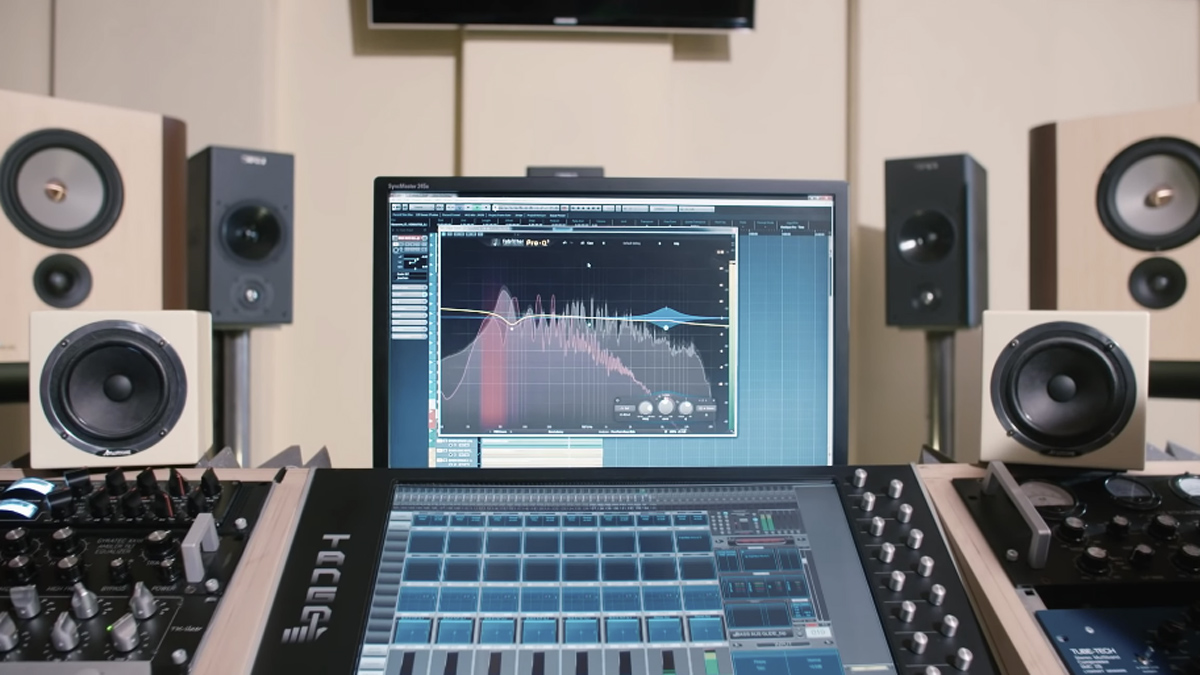 Next-gen compressor and EQ controls explained | MusicRadar