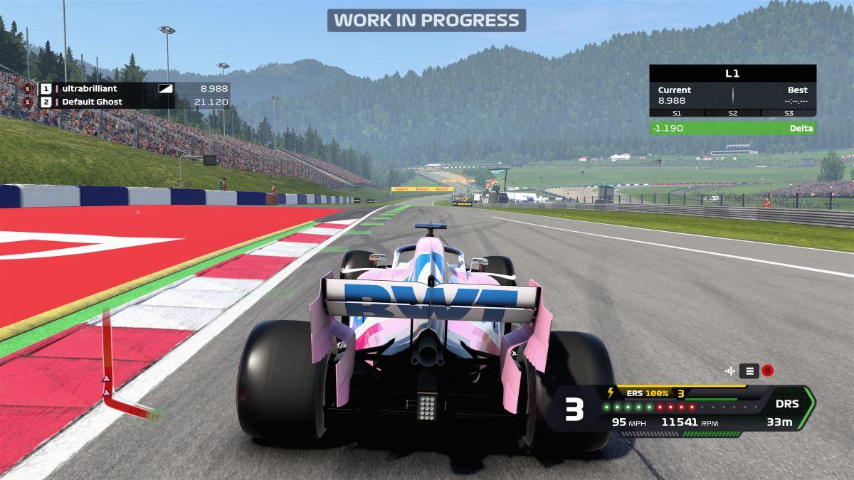 Is F1