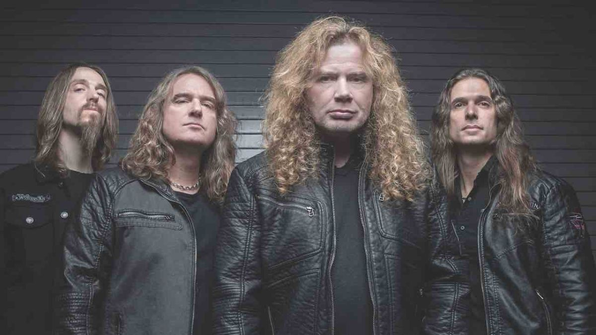 Megadeth camp feels like new album is the perfect follow-up to Dystopia
