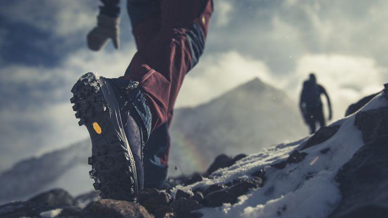 best hiking boots: Hanwag Banks Winter GTX