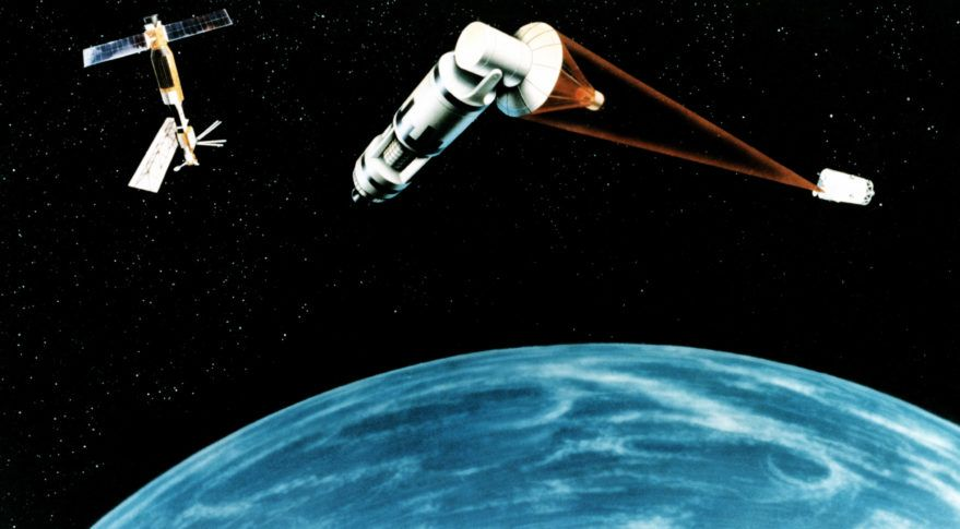 New Report Slams Idea of a Missile Defense Shield in Space