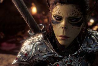 Lae'zel from Baldur's Gate 3