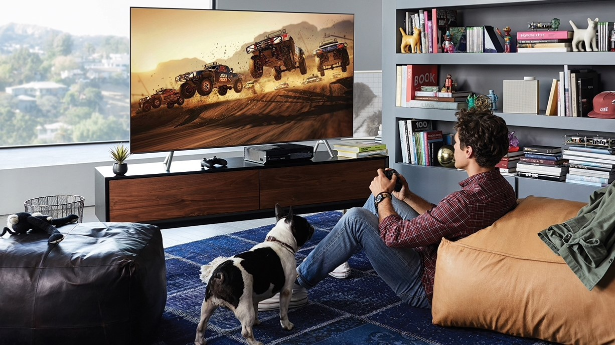 How to play PC games on a 4K TV | TechRadar