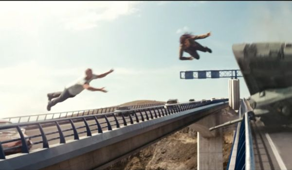 Furious 6 jump