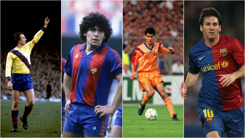 the 11 best barcelona kits of all time fourfourtwo the 11 best barcelona kits of all time