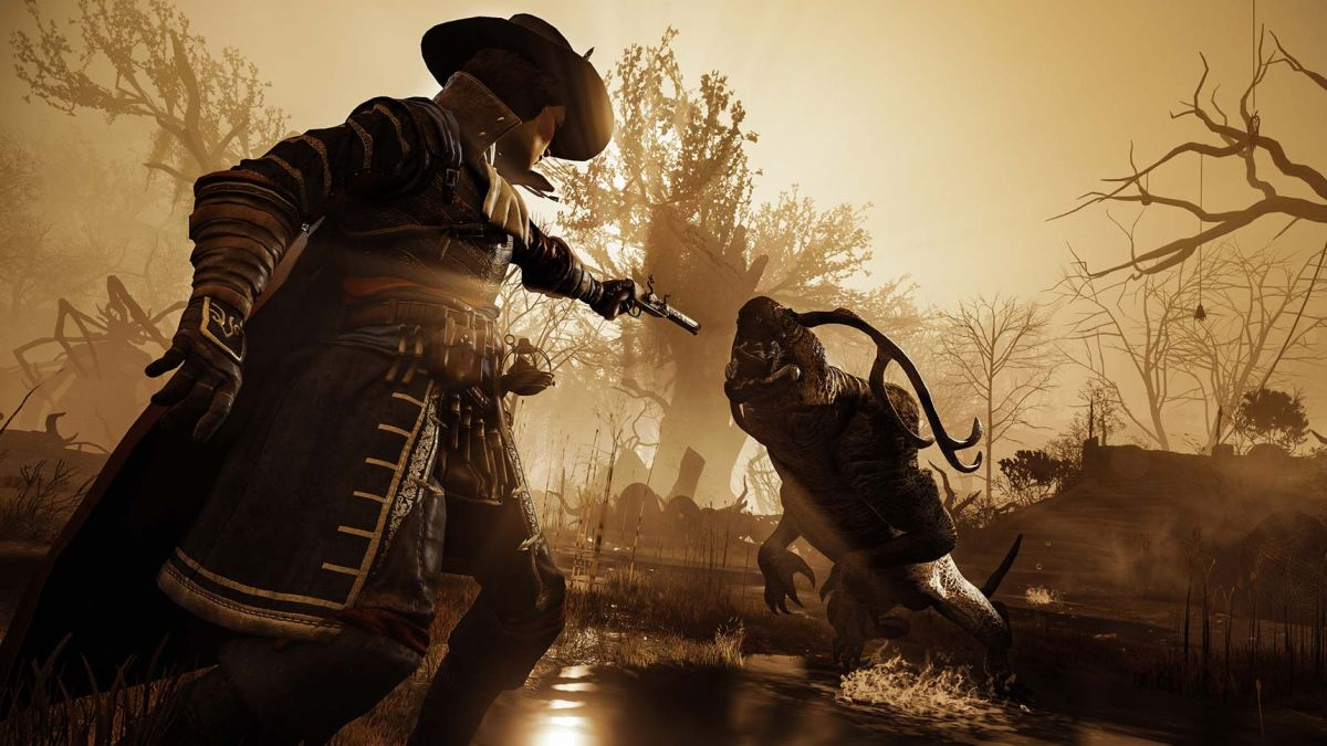 GreedFall Combines the Best Parts of Dragon Age and The Witcher