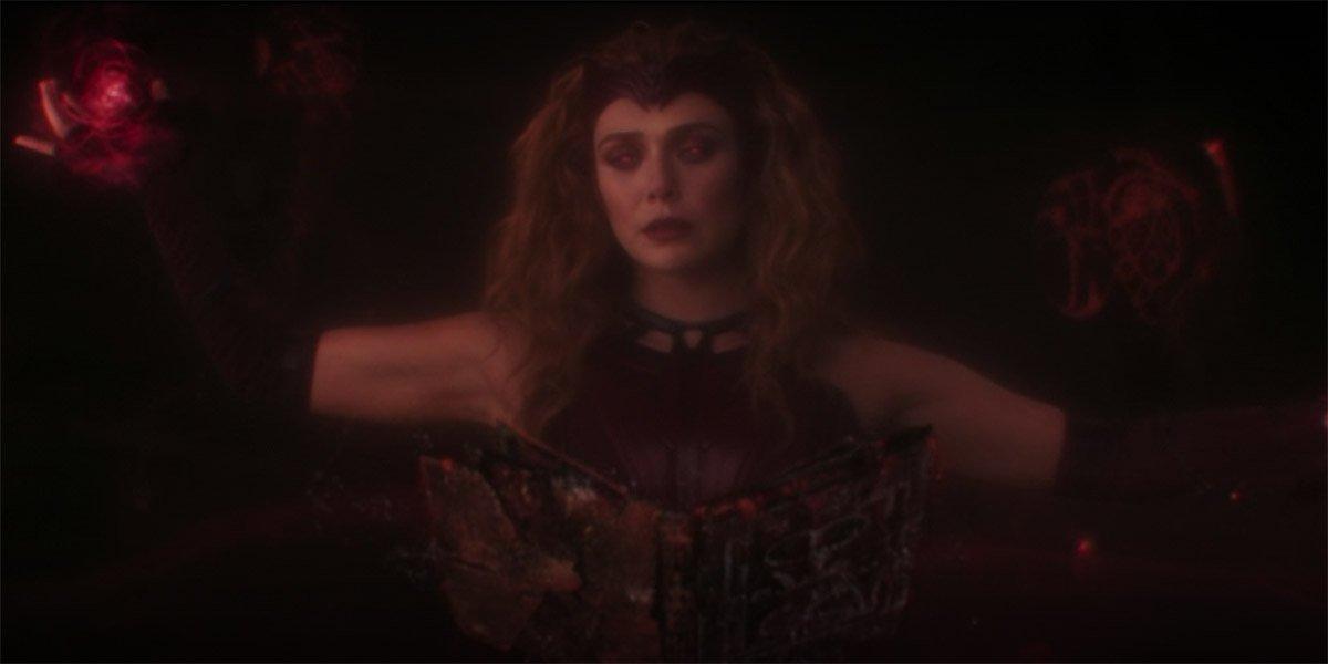 Wanda Maximoff a.k.a. Scarlet Witch in WandaVision
