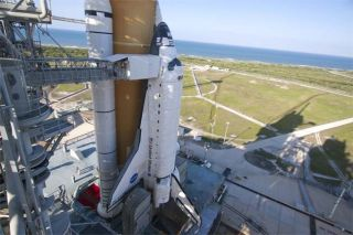 Space Shuttle Atlantis Fueled For Final Spaceflight