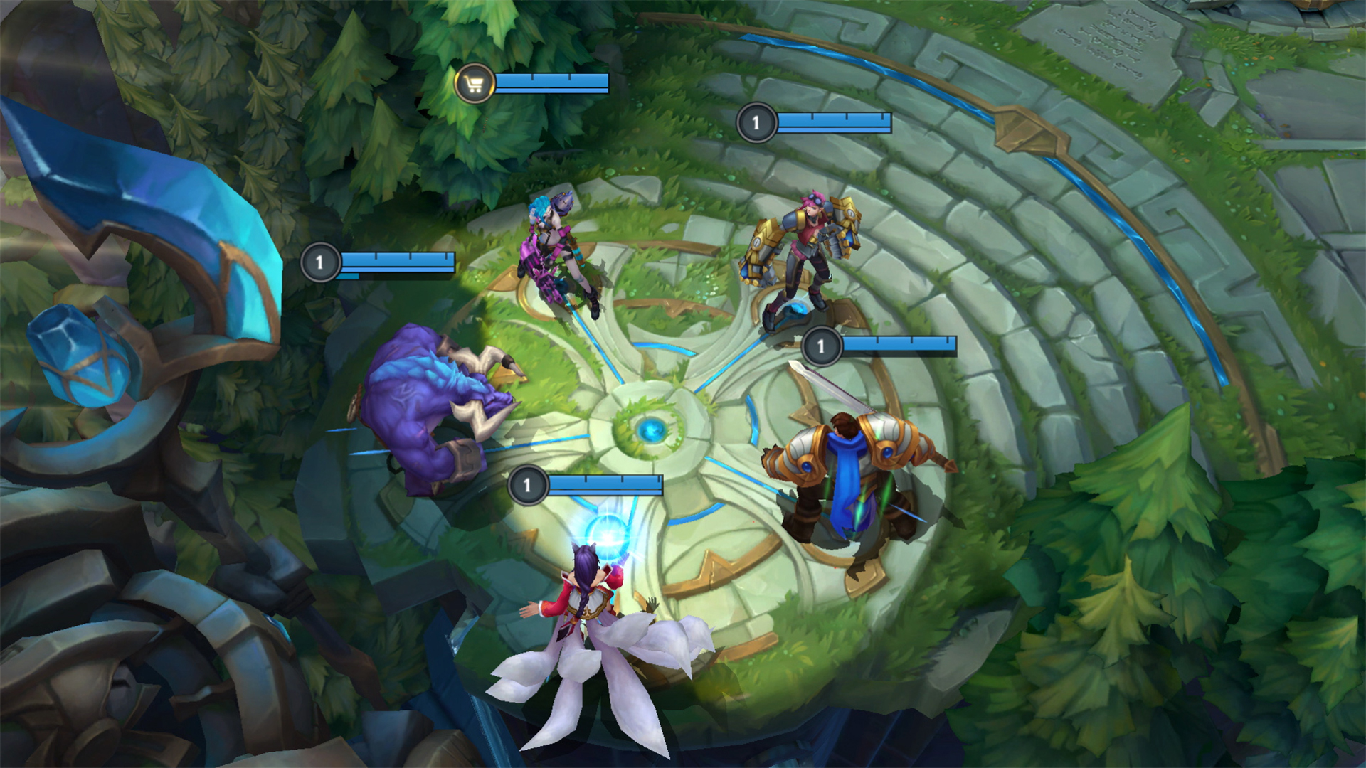 League Of Legends And Teamfight Tactics Both Coming To Mobile Next Year Pc Gamer