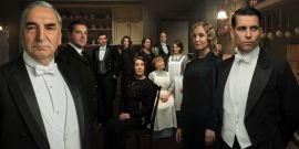 The Moment The Downton Abbey Cast Realized The Movie Was Happening