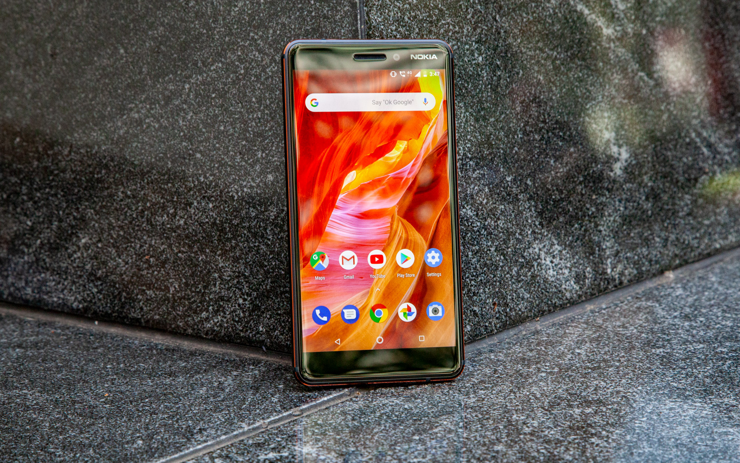Nokia 6 1 - Full Review and Benchmarks | Tom's Guide