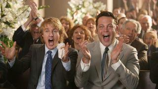 Owen Wilson and Vince Vaughn in Wedding Crashers
