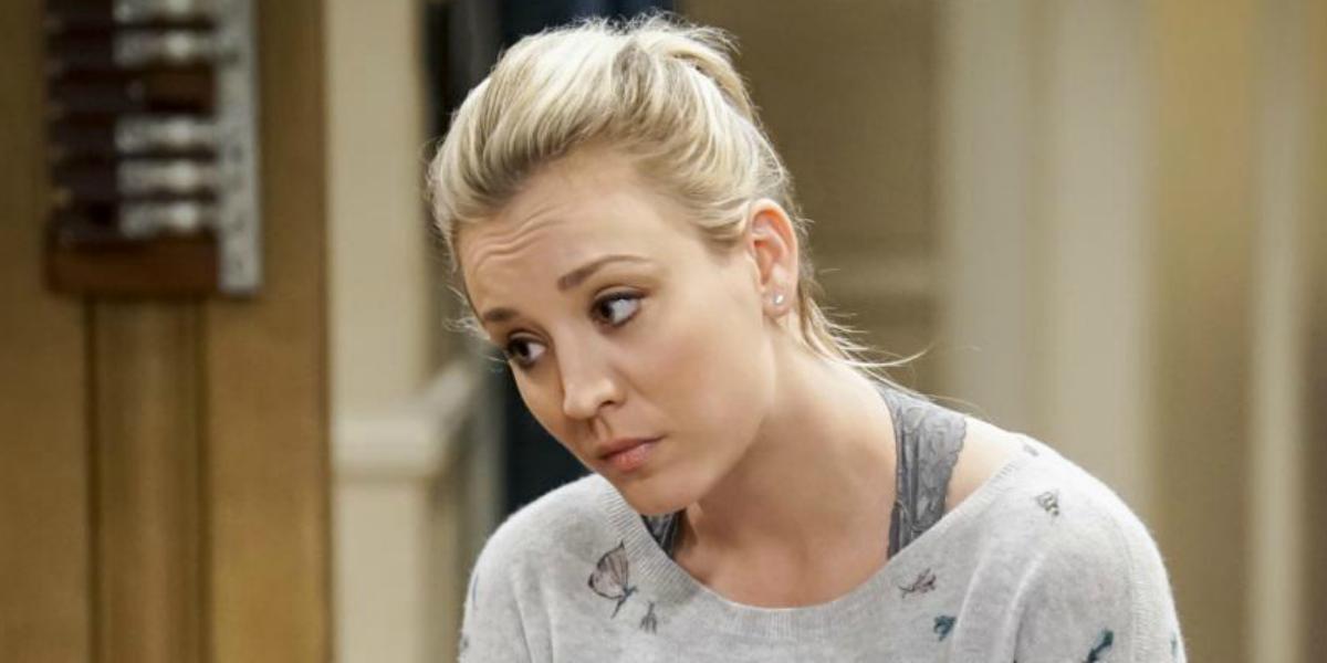 The Big Bang Theory Penny Kaley Cuoco CBS
