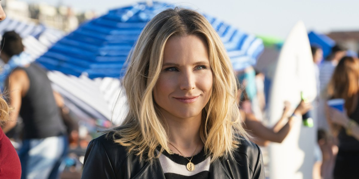 Kristen Bell on Veronica Mars in 2019