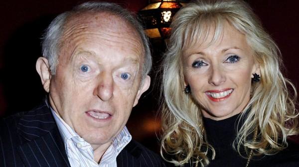 Paul Daniels and Debbie McGee in 2007