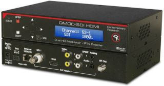 Contemporary Research Introduces the QMOD-SDI-HDMI