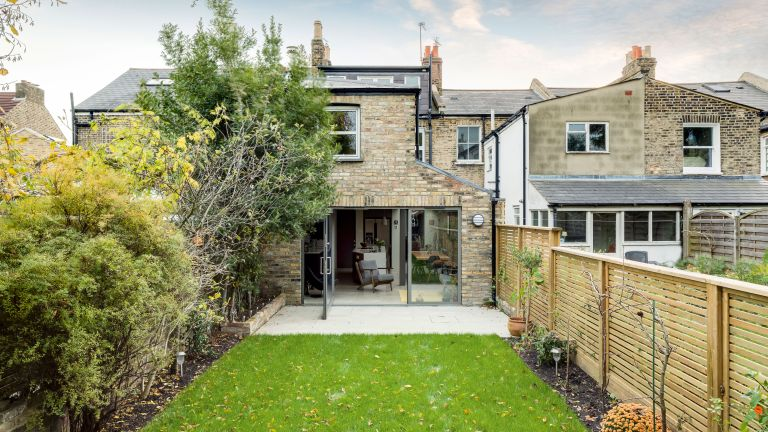 How to add value to a Victorian terrace: victorian terrace extension in garden by Jody Stewart