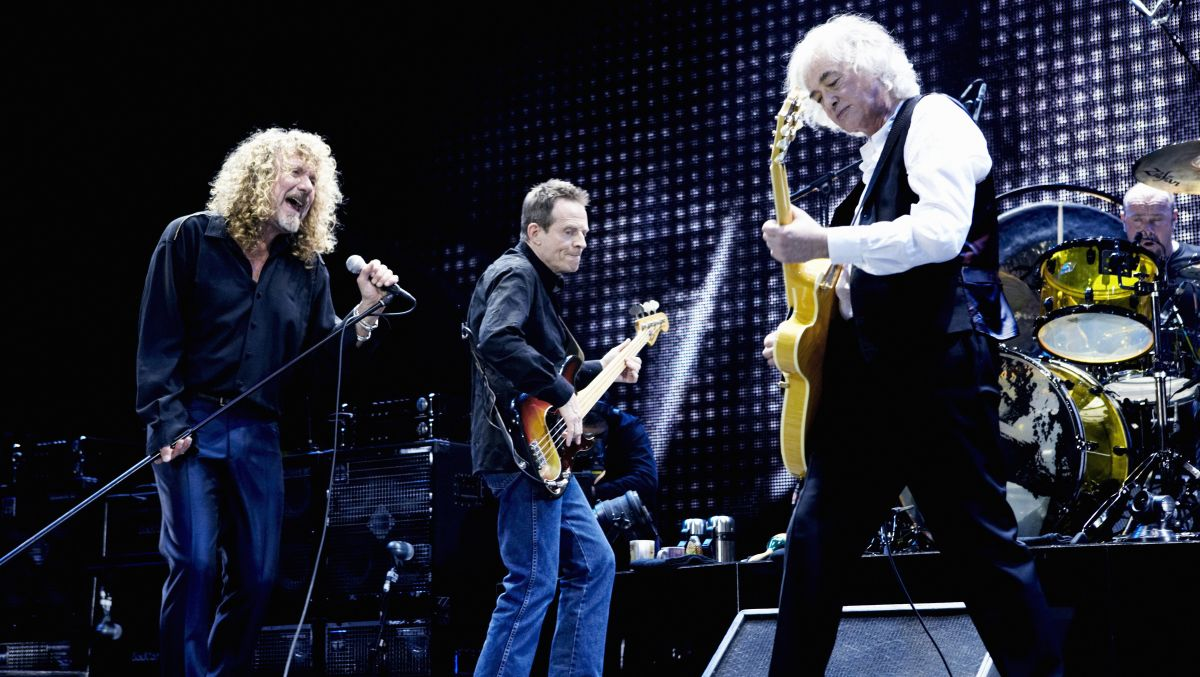 Led Zeppelin's Celebration Day concert film to be streamed for free on YouTube