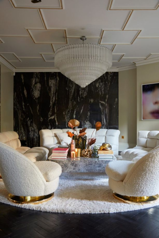 statement lighting for living rooms