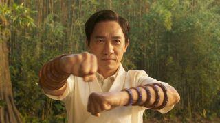Tony Leung as Wenwu/The Mandarin in Shang-Chi