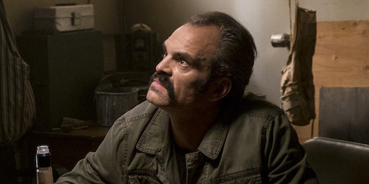 Simon in The Walking Dead.