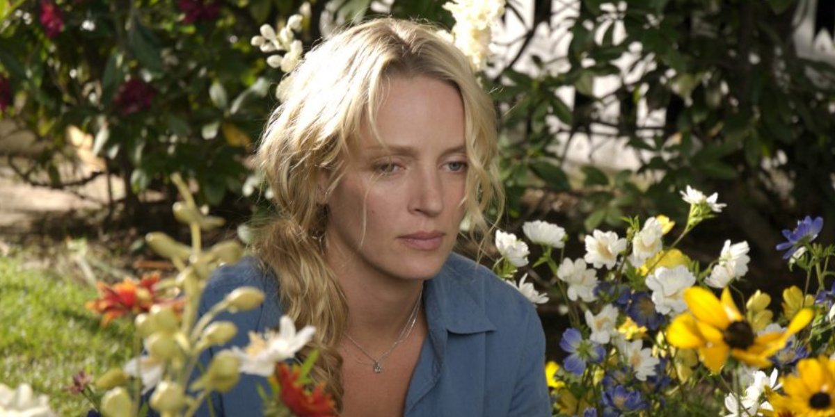 Uma Thurman in The Life Before Her Eyes
