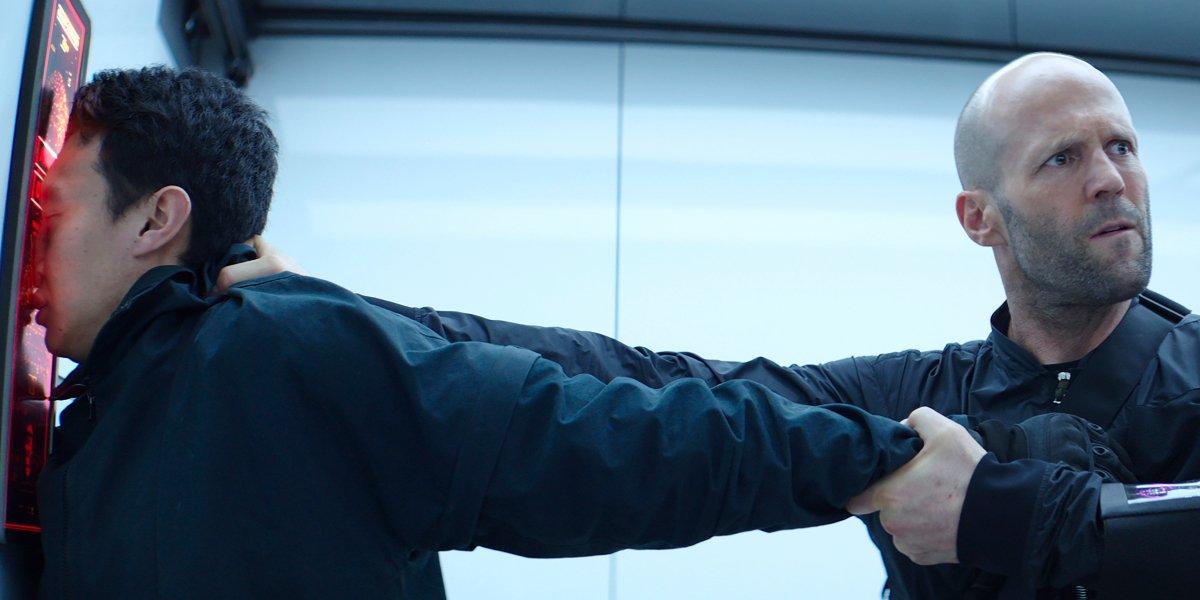 Jason Statham in Hobbs & Shaw