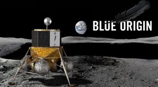 Blue Origin's Blue Moon System