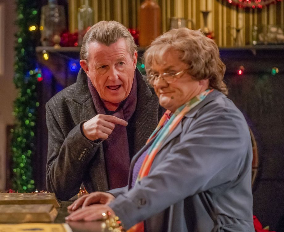 Kevin Kennedy in Mrs Brown's Boys