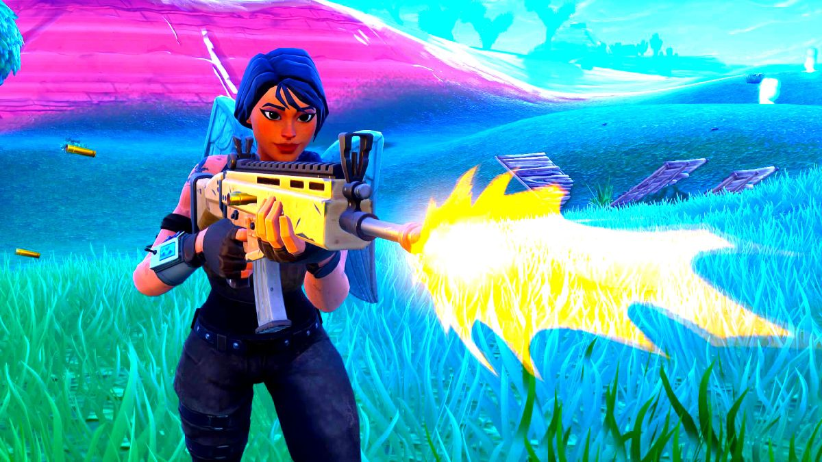 Fortnite Weapons Guide - the best guns and strategies for
