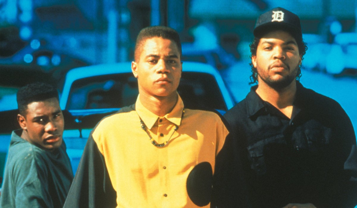 Boyz n the Hood Cuba Gooding Jr. and Ice Cube