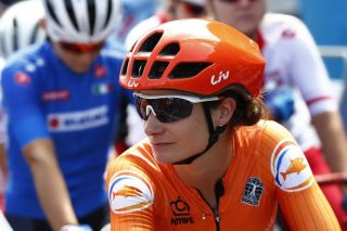 The Netherlands' Marianne Vos starts the 2019 World Championships road race as one of the big favourites