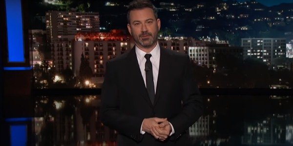 Jimmy Kimmel on ABC talk show
