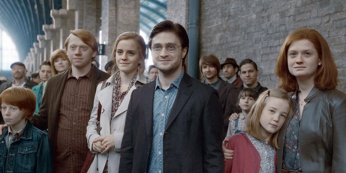 Harry Potter's Rupert Grint, Daniel Radcliffe and co.