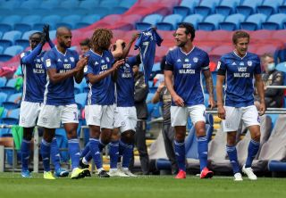 Cardiff City v Leeds United – Sky Bet Championship – Cardiff City Stadium
