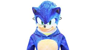 Sonic costume Black Friday