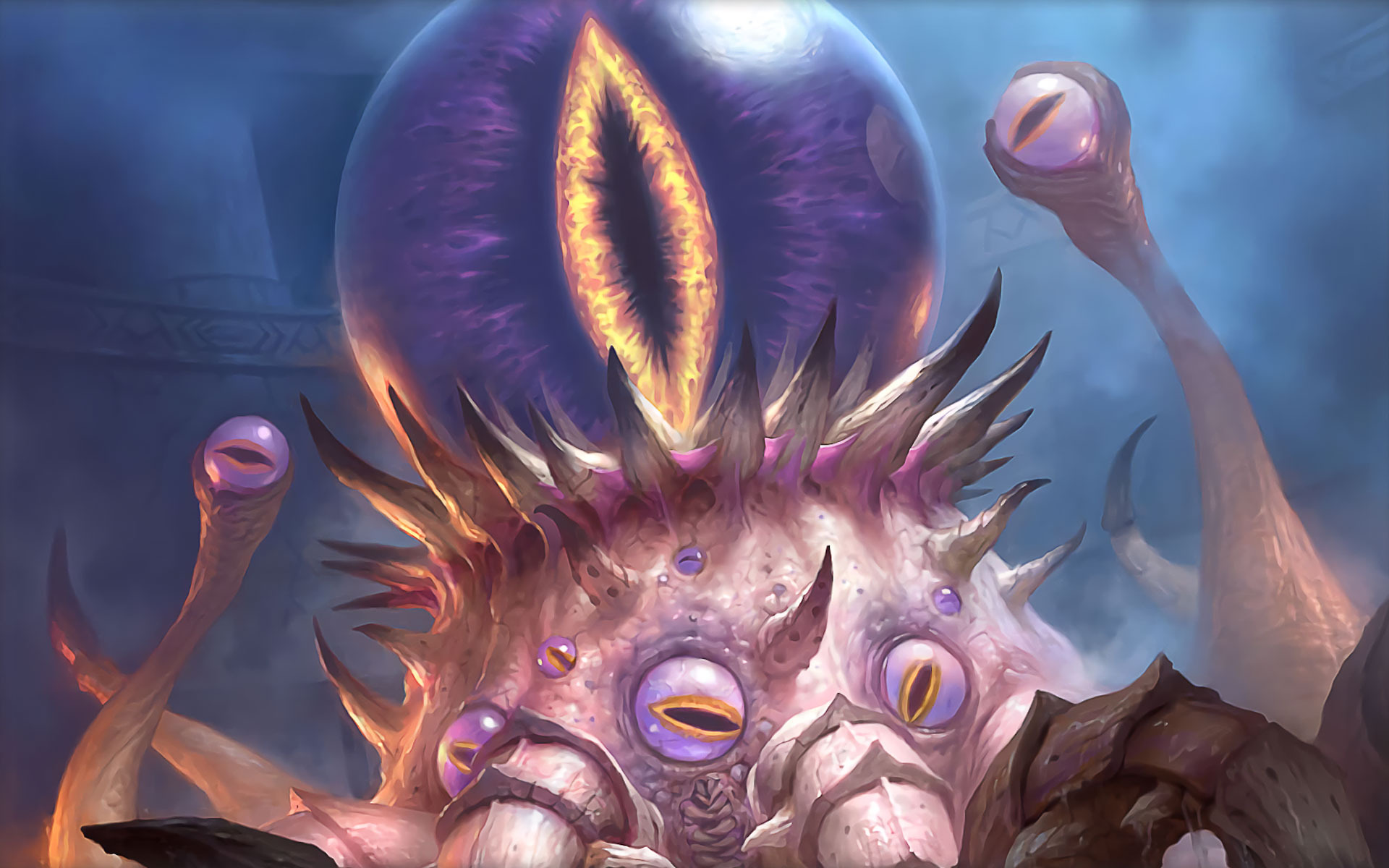 The story of C'Thun: how a WoW boss drove raiders to madness | PC Gamer