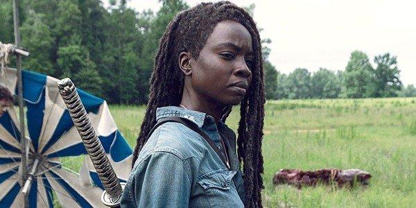 Michonne The Walking Dead AMC