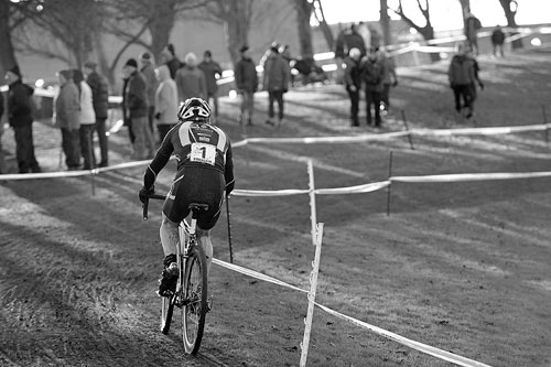 Nick Craig, Cyclo-Cross National Championships 2011