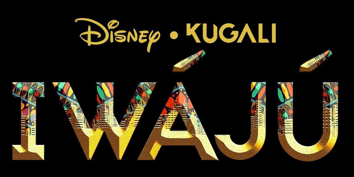Iwájú title card