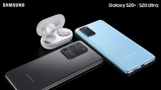 Samsung Galaxy S20 Series Are Now On Sale Packing A Big Cameras Screens And 5g Techradar