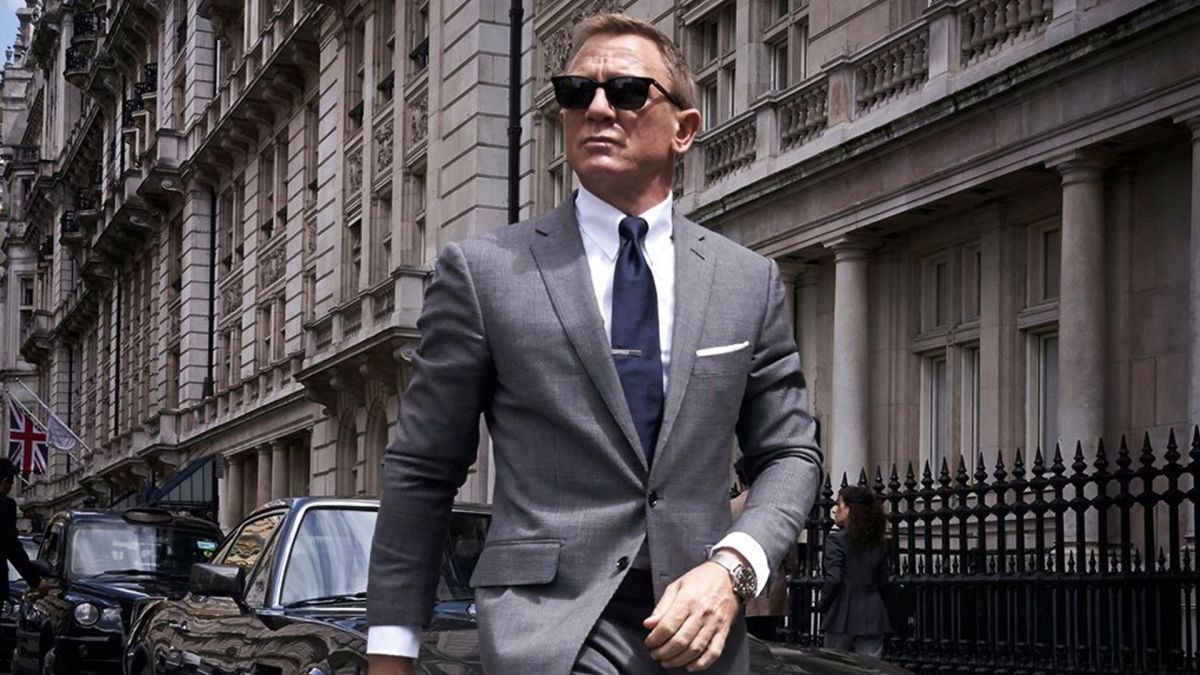 James Bond style: How to dress like 007