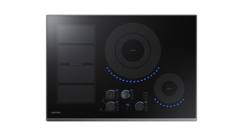 Samsung NZ30K7880UG induction cooktop review